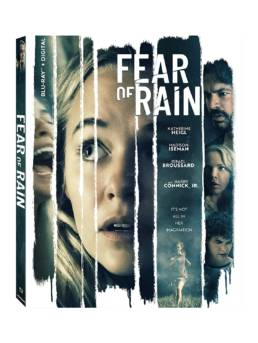 Fear Of Rain Blu-ray Cover