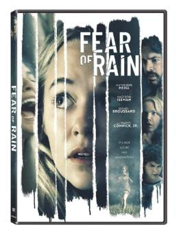 Fear Of Rain DVD Cover