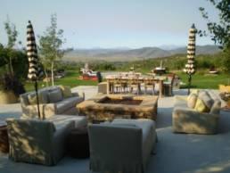 Katherine Heigl's Home In Utah (Rear View)