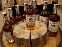 Bottles Of Wyoming Whiskey