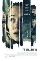 Fear Of Rain One Sheet Poster 2