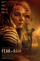 Fear Of Rain One Sheet Poster 3