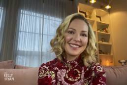 Katherine Heigl On Live With Kelly And Ryan